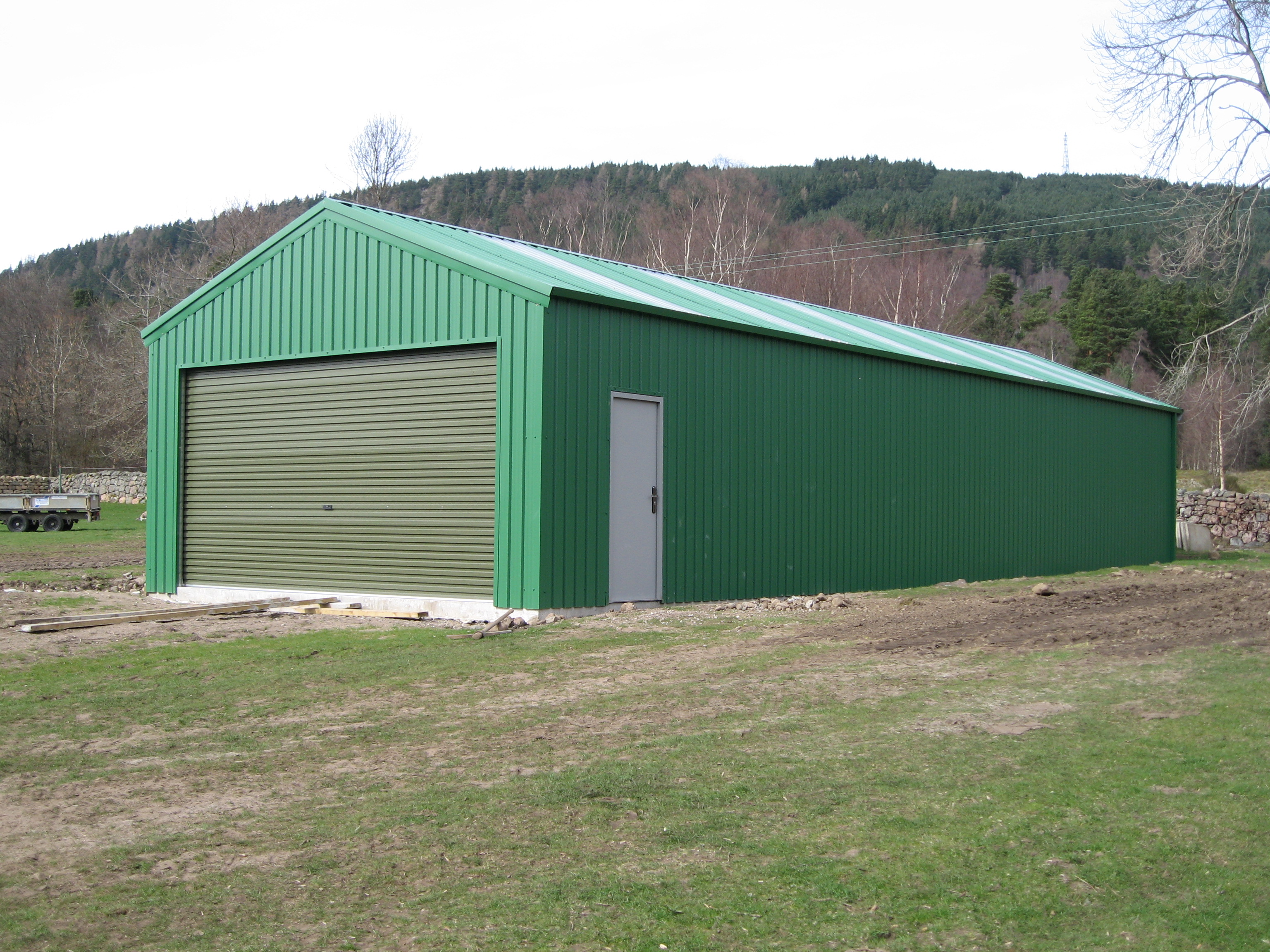 Commercial-Steel-Building