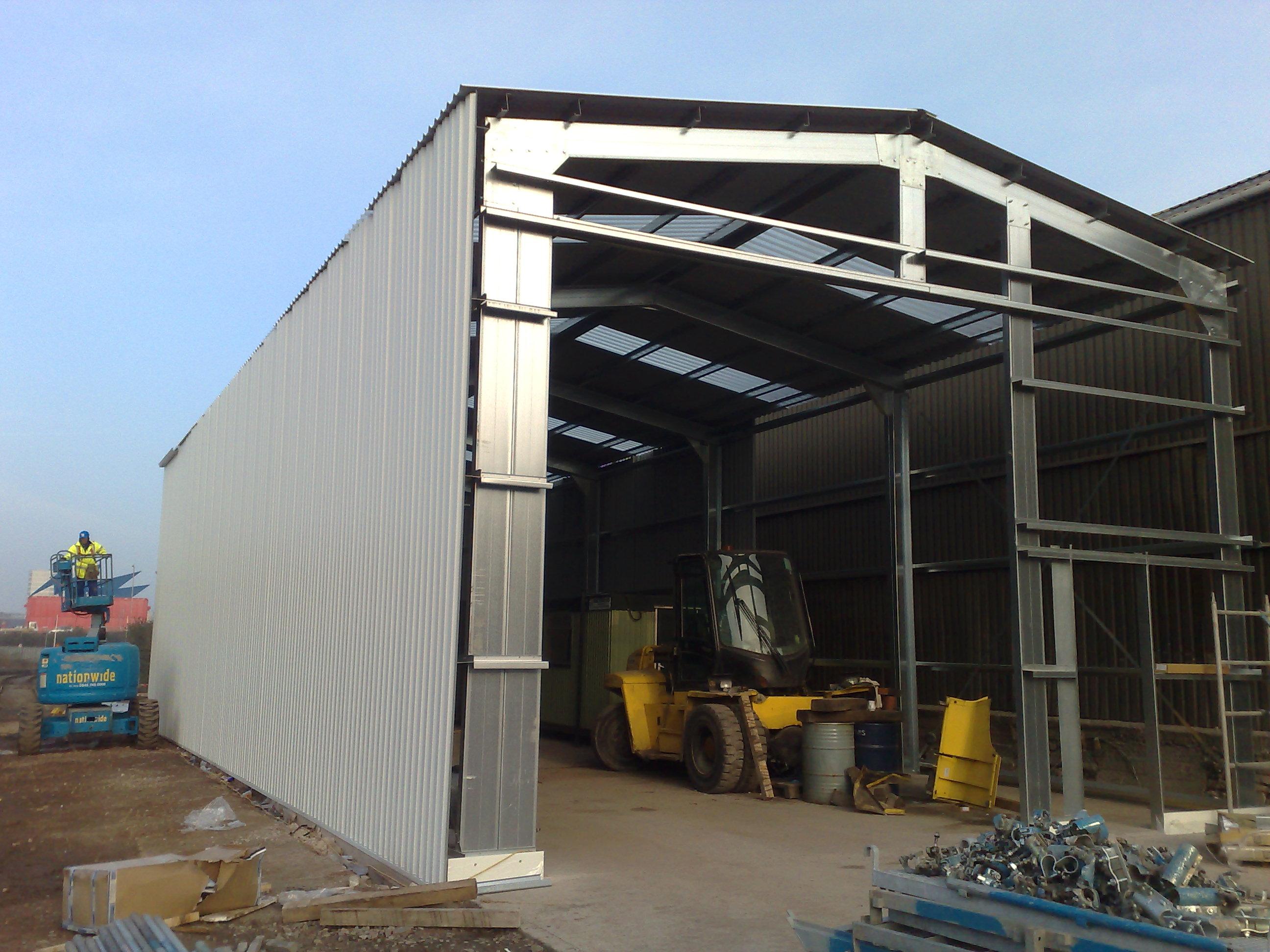 Commercial-Steel-Framed-Building