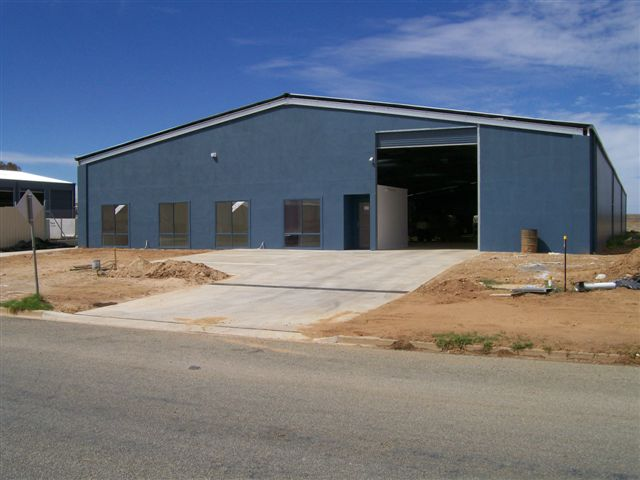 INDUSTRIAL-Steel-Shed-Outside