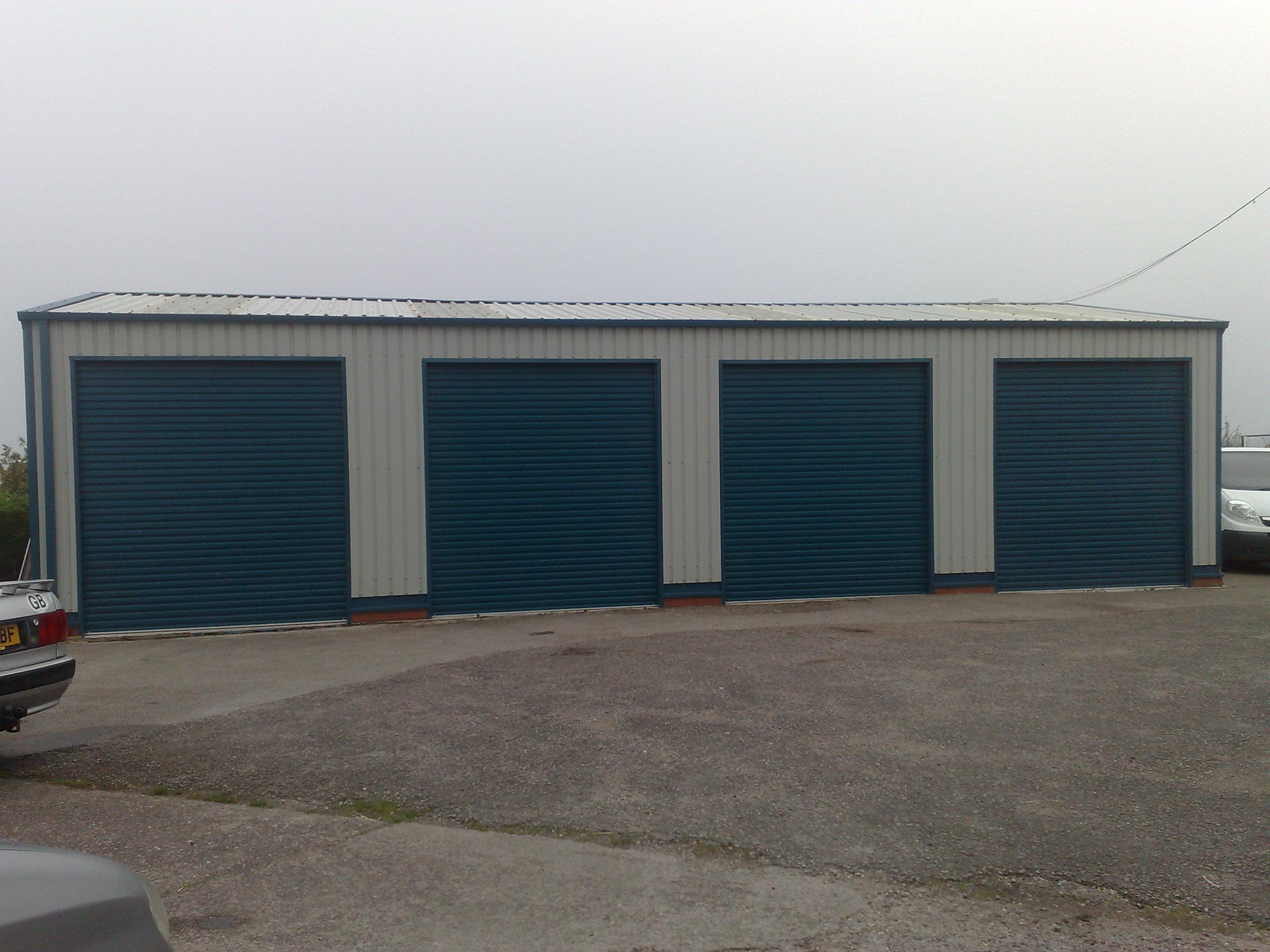 Industrial-4-Bay-Steel-Workshop