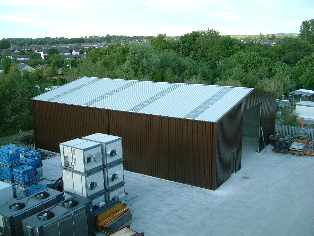 Steel-Building-Industrial-Storage
