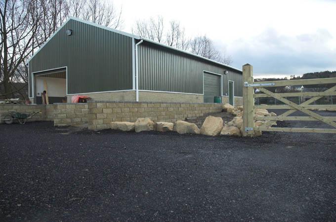 Agricultural-Steel-Building