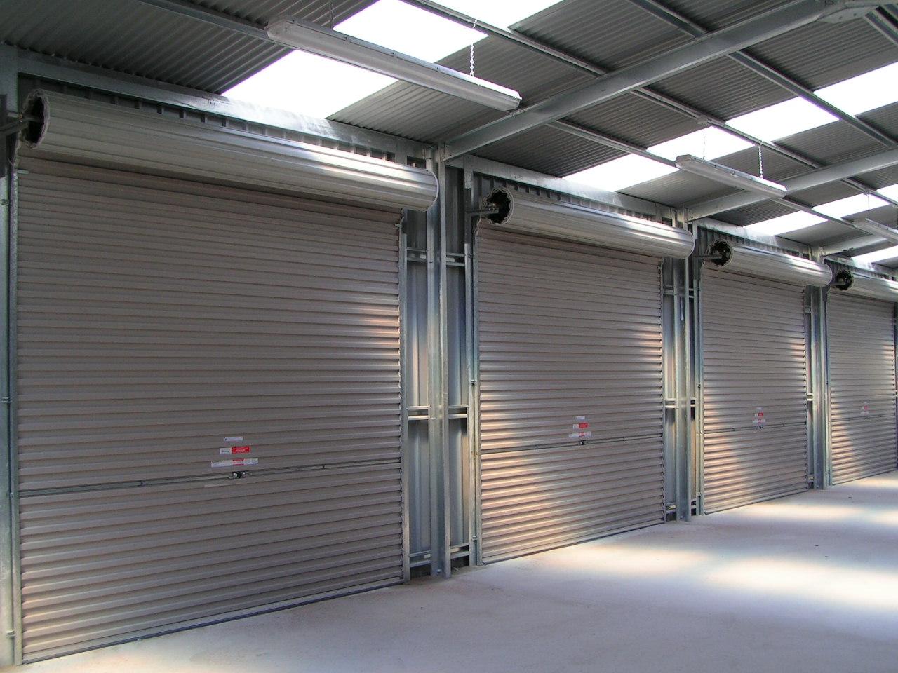 Roller Shutter Door : Roller shutter doors garage steel door