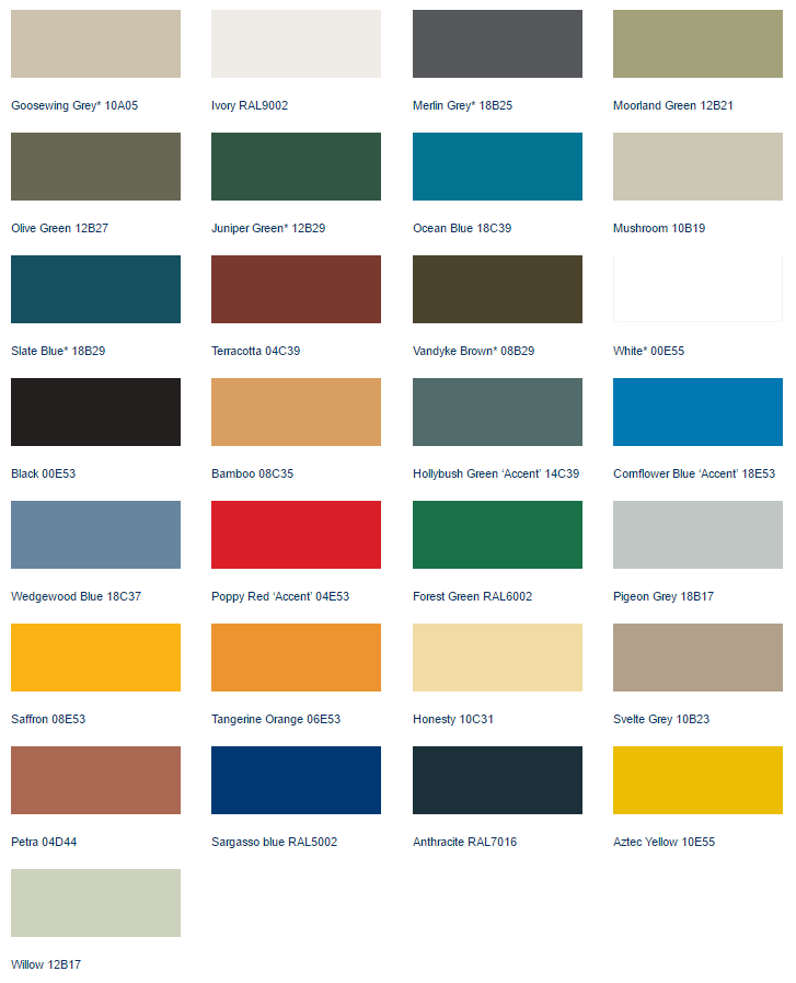Steel-Cladding-Colour-Chart